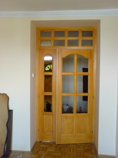 felülvilágítós beltéri ajtó