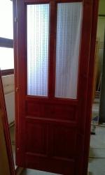 5 kazettás beltéri ajtó