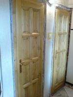 Fa belsőtéri ajtó
