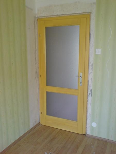 üveges szobaajtó