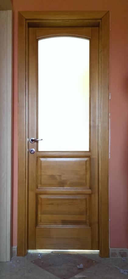 utólag szerelhető tokos beltéri ajtó