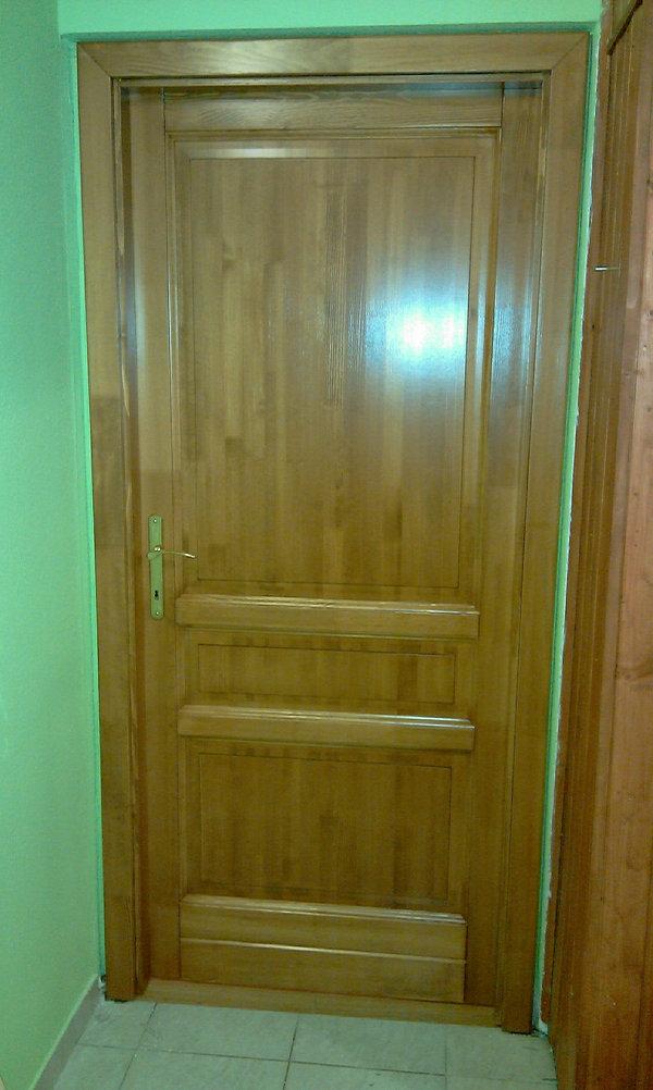 3 kazettás beltéri ajtó
